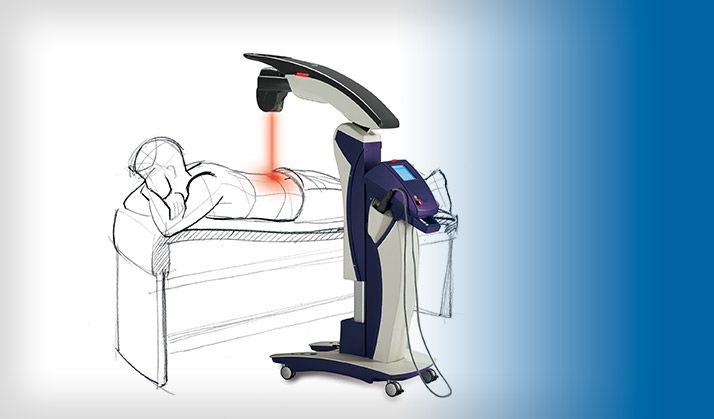 MLS Laser Therapy for painmanagement