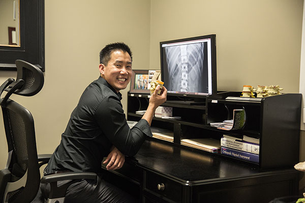 On-Premise X-Rays at Abbotsford Chiropractor